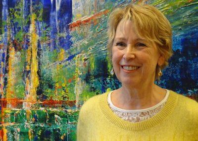 Dorie ontdekte wie ze was en vatte moed  na haar 60e een bedrijf op te starten